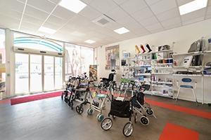 Bastide Bourg-en-Bresse le confort médical mobilité handicap vente et location